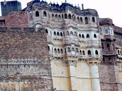 India Rajasthan州の旅  10 Mehrangarh Fort in Jodhpur
