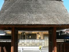 日本の旅 関西を歩く 京都、伏見区下鳥羽の恋塚寺 (こいづかでら)周辺