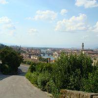 フィレンツェでのふれあいの旅