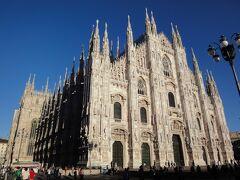 【予告編】初めてのミラノ (イタリア・スペイン・ポルトガル・オランダ 12日間の旅 その1)