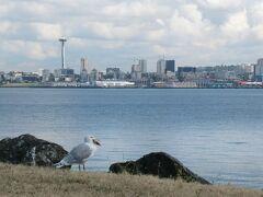 シアトルと周辺の国立公園を訪問08:ウエストシアトルからダウンタウン
