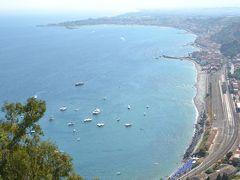 シチリア島と南イタリアの旅11日間 タオルミーナ