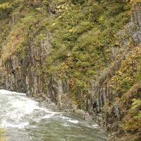 清津峡と奥只見湖