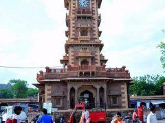 India Rajasthan州の旅  11Sardal Market in Jodhpur