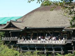 日本の旅 関西を歩く 京都市東山区の清水寺(きよみずでら)周辺