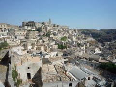 シチリア島と南イタリアの旅11日間 マテーラ