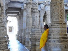 India Rajasthan州の旅  12 Adinatha Temples at Ranakapur Tirth