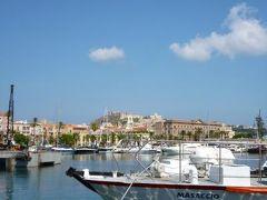 16日間の美食とビーチバカンスのシチリア!Vol15(第3日目午後) ☆エオリエ諸島:リパリ ミラッツォ(Milazzo)からフェリーで憧れのリパリ(Lipari)へ♪