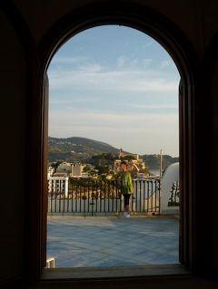 16日間の美食とビーチバカンスのシチリア!Vol19(第4日目朝) ☆エオリエ諸島:リパリ(Lipari) 「Hotel Carasco」で素敵な朝を迎えて♪