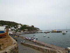 16日間の美食とビーチバカンスのシチリア!Vol24(第4日目昼) ☆エオリエ諸島:パナレア島(Panarea) ストロンボリツアー!パナレアで絶品のリゾットとマグロのカルパッチョを頂く♪