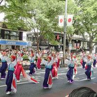 原宿表参道元気祭(2011年8月)