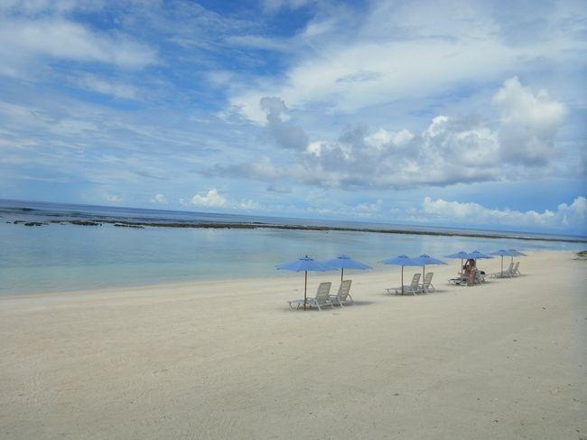 グアム・ロタ島旅行の三日目。<br />グアムからロタ島への日帰りツアーに参加。