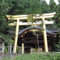 京都山科の金色に輝く寺 本圀寺