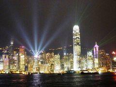 2011.9 何も知らないで行く初香港【6】…シンフォニー・オブ・ライツ&九龍公園散策