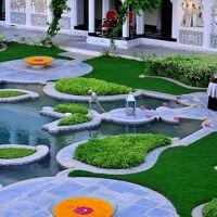 India、Rajasthan州の旅  14 Lake Palace in Udaipur