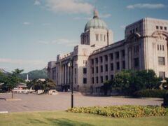 あーらーまぁー!!「寝過ごしたァー!!」1994年7月 帰国日のソウル宿