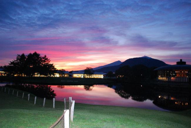 久しぶりに軽井沢へ☆<br /><br />美味しいものを食べて、自転車に乗って、<br />温泉へ入って、また美味しいもの食べて。^^<br /><br />軽井沢、やっぱり好きだなぁ♪