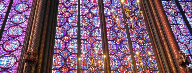 パリ:サント・シャペル/オランジュリーを...