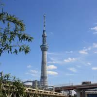 2011.9 浅草散策とスカイツリーを遠くから、あとで渋谷