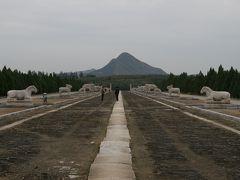 清の陵墓を訪ねるその2 神道、昭西陵、景陵