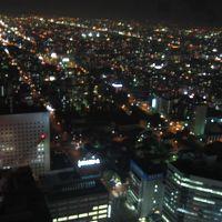 初めて北海道に出会った~♪ vol.1 札幌の夜。