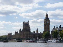 英国ひとり歩き旅 ① 出発~3日目ロンドン