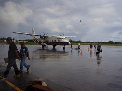 2011、ロタ島旅行、サイパン、ガラパン、たった3時間半の滞在
