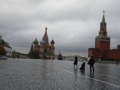 MOS08 ここはやはり外せない! 赤の広場(ワシリー寺院、クレムリン) モスクワ