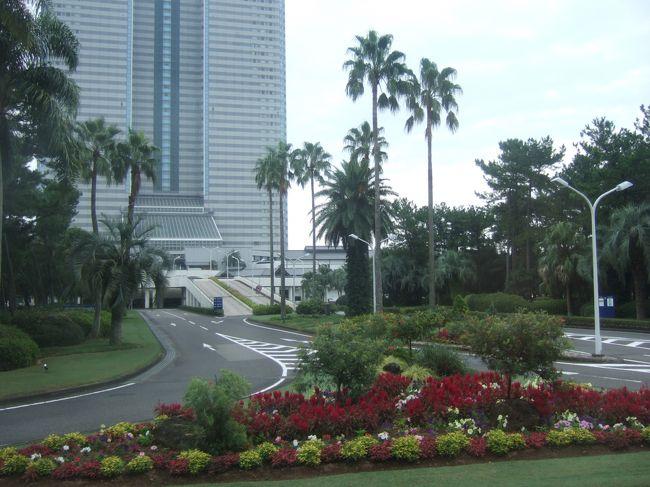 今年最後の連休は九州を黄色に染めようと選んだ「宮崎県」<br /><br />和風旅館が続いたので<br />今回はぐっとムードを変えて、前から気になってたホテル「シェラトン・グランデ・オーシャンリゾート」へ<br />