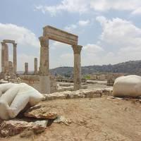 友人を訪ねて 贅沢なヨルダン・レバノン旅行記1~2日目(出国~香港~死海~アンマン)