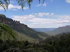 NSW州・ブルーマウンテンズ国立公園・エコーポイント&フェデラルパス&シニックレイル ウォーキングコース 5.5km