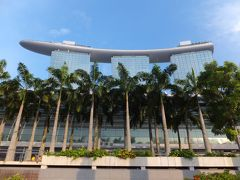 シンガポール4日間☆マリーナ・ベイ・サンズ<4>~いろんなところからMBS!~
