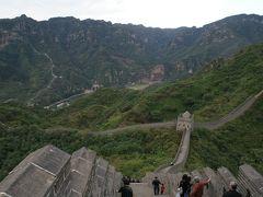 清の陵墓を訪ねるその5  黄崖関長城