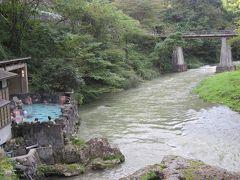出勤前に、ちょっと寄り道しました vol.1  「大沢温泉の湯治宿を体験する」  ~花巻・岩手~