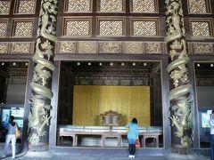 清の陵墓を訪ねるその4 定東陵、定陵