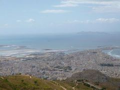 16日間の美食とビーチバカンスのシチリア!Vol70(第11日目午前) ☆ファヴィニアーナ島(Favignana)~エリーチェ(Erice):海のファヴィニアーナから山の上のエリーチェへ♪