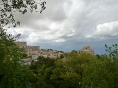 16日間の美食とビーチバカンスのシチリア!Vol78(第11日目夕方) ☆エリーチェ(Erice):エリーチェ観光♪ 古城「Castello di Venere」(ヴィーナス城)から旧市街散策しながらホテル「Elimo」へ♪