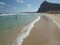 16日間の美食とビーチバカンスのシチリア!Vol84(第12日目午前) ☆サンヴィートロカポ(San Vito Lo Capo):憧れのサンヴィートロカポのビーチで優雅に過ごす♪