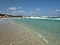 16日間の美食とビーチバカンスのシチリア!Vol86(第12日目午後) ☆サンヴィートロカポ(San Vito Lo Capo):憧れのサンヴィートロカポの散策とビーチで優雅に過ごす♪