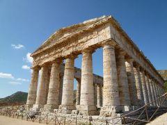 16日間の美食とビーチバカンスのシチリア!Vol92(第13日目午前) ☆セジェスタ(Segesta):セジェスタの謎に包まれたアクロポリス♪