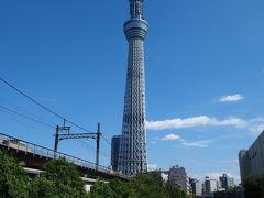 江戸東京まちなか散歩【1】~向島界隈から東京スカイツリーまで~