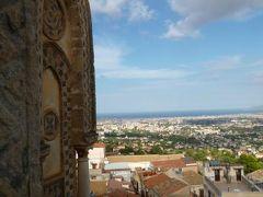 16日間の美食とビーチバカンスのシチリア!Vol97(第13日目午後) ☆パレルモ(Palermo):パレルモの近郊モンレアーレで大聖堂(ドゥオーモ)を観光♪