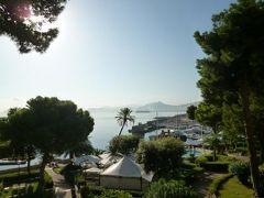 16日間の美食とビーチバカンスのシチリア!Vol100(第14日目朝) ☆パレルモ(Palermo):ホテル「Hilton Villa Igiea」のゴージャスな朝食♪