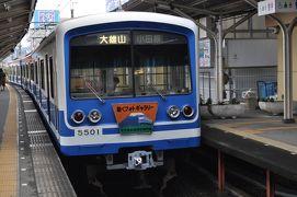 2011年10月関東鉄道旅行5(伊豆箱根鉄道大雄山線)