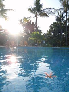 夏休みビーチ旅 2011 ビンタン島&シンガポール① ービンタン編