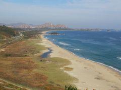 韓国東北の旅(3)・・高城統一展望台と雪岳山を訪ねて