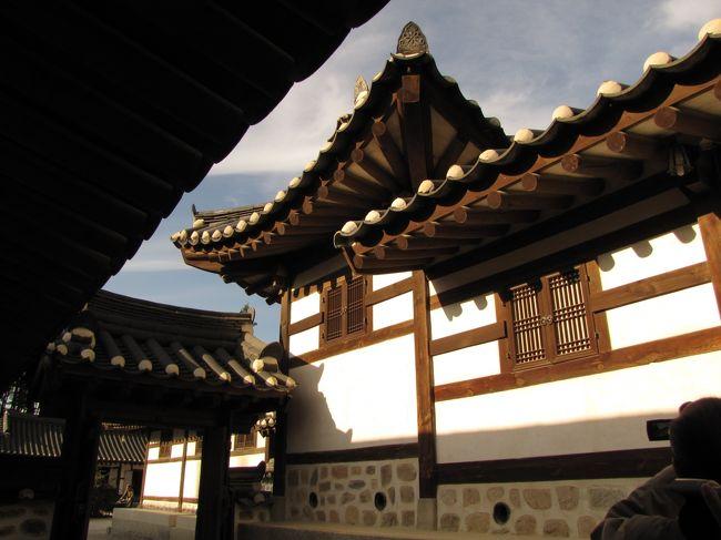 韓国東北の旅(2)・・船橋荘と鏡浦台、正東津を訪ねて
