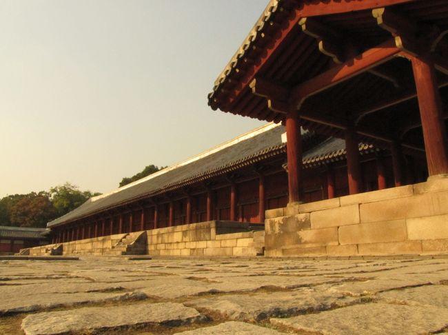 韓国ソウルの旅・・清渓川と宗廟、昌徳宮を訪ねて
