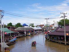 バンコク近隣 アンパワー水上マーケットへ行こう!AMPHAWA