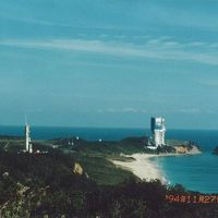 90年代の弾丸離島の旅1994.11  「鉄砲とロケットの島」   ~種子島・鹿児島~